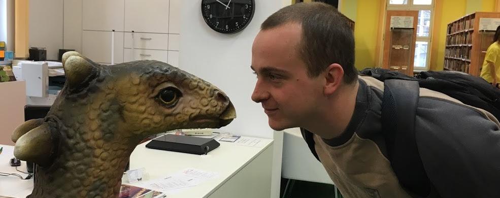 Oko w oko z dinozaurem – gliwickie spotkanie z prehistorią