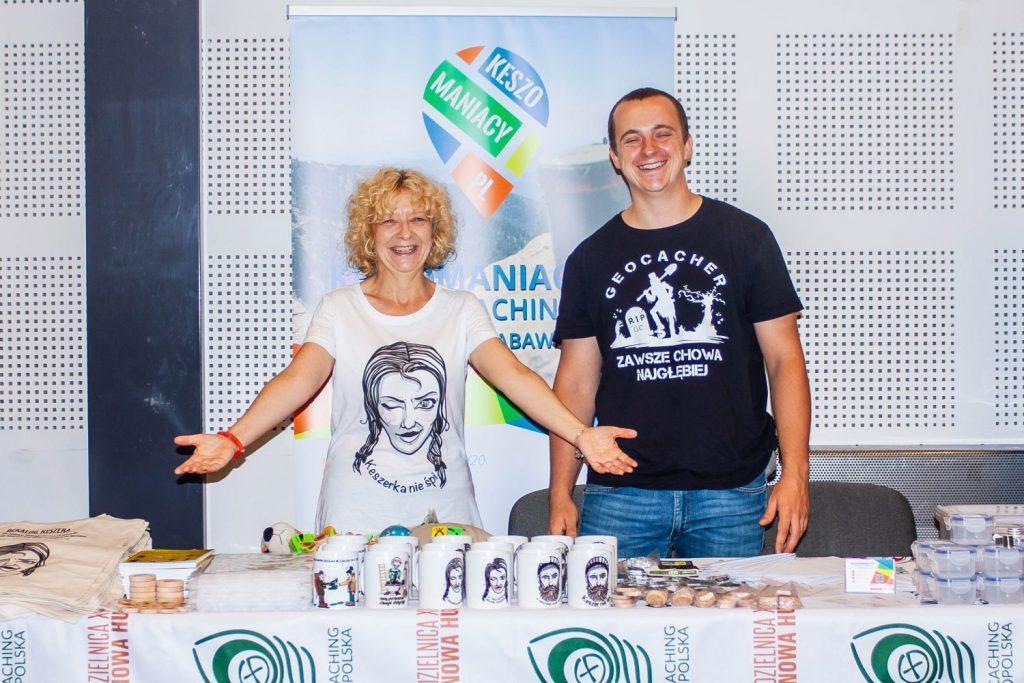 Otwarcie sklepu keszomaniacy.pl (fot. bartolomeuszRJS)
