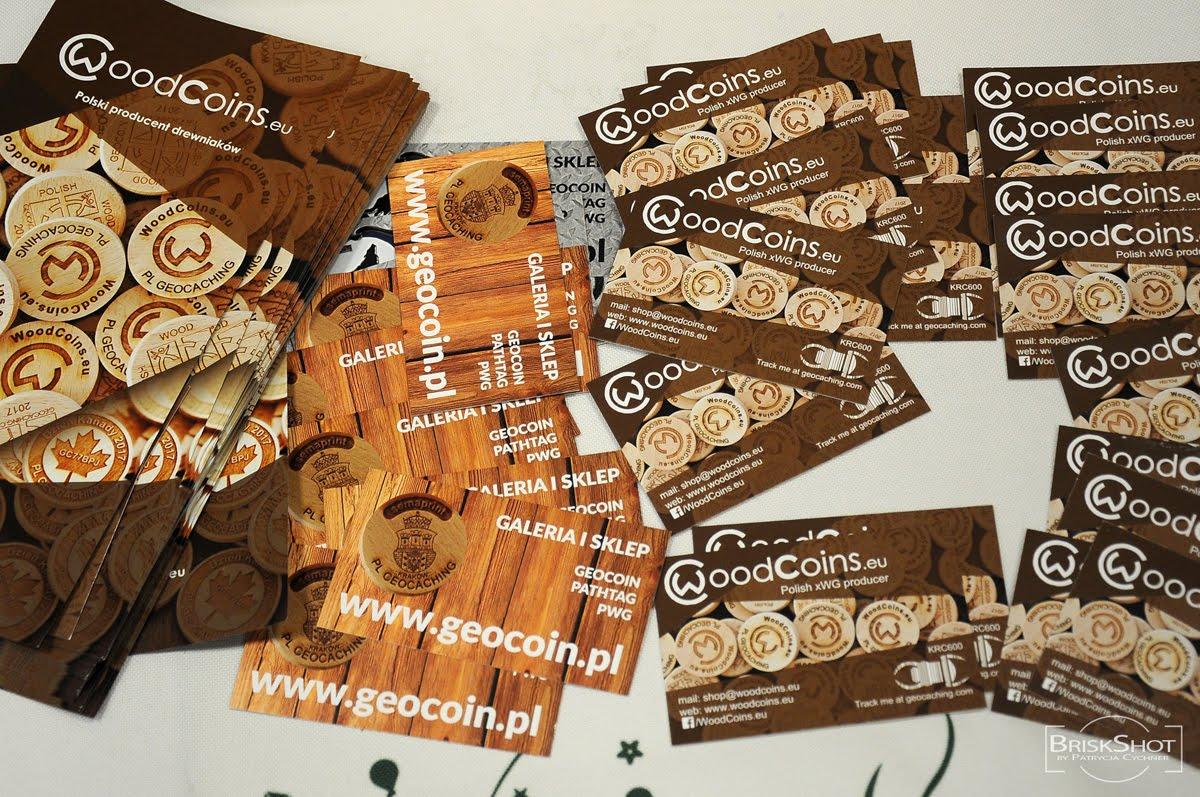 Drewniany zawrót głowy – Polski Producent Drewniaków o Geocaching Party 2018